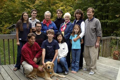 Kidd Family October 2005